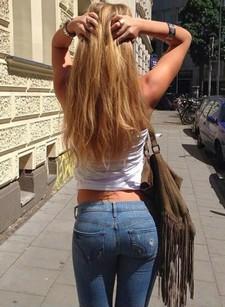 Nice Young Girl.