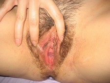 Best excited mature pussy of the day :)