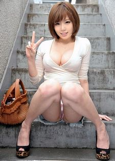 Hot asian Upskirt.