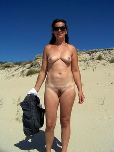 Real milfs prefer the nudist beaches instead of the regular ones.. how else could they..