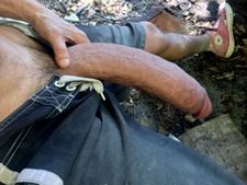 Enormous huge dick, realy sceared!