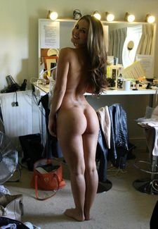 Athletic college girlfriend nude and sexy.