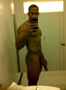Sexy black dude!.