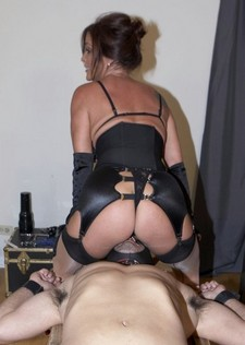 BDSM at home.