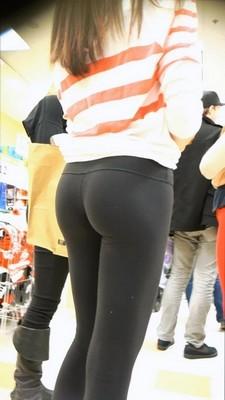 Teen ass.