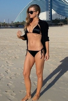 Carmen Electra is still smoking hot!.