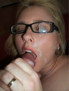 Great blowjob and facial cumshot