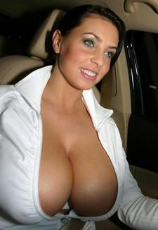 Perfect big boobs I lost the way!