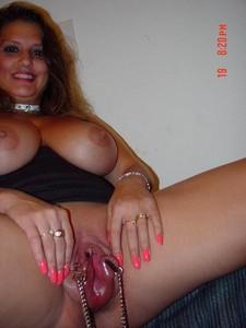Amateur porn - nice pumped pussy