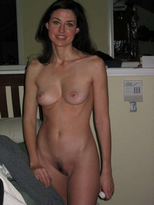 She is waiting for your cock