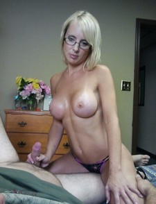 Hot glasses MILF 2.