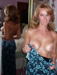 Nude images of perfect blonde