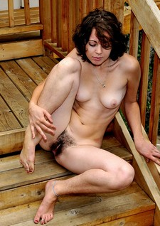 Nude On Stairs - Sex Porn Images