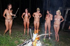 Will they be telling hot sex stories instead of scary campfire one?