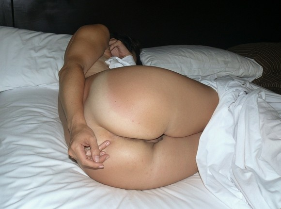 nude bitches bent over backwards