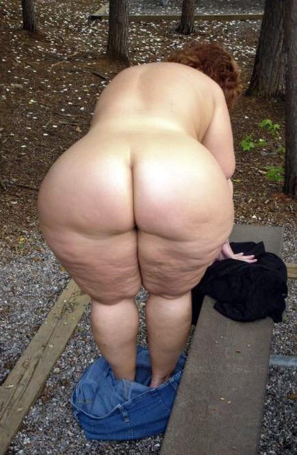 Naked gilf big ass Granny Chubby Big Round Ass Plumper